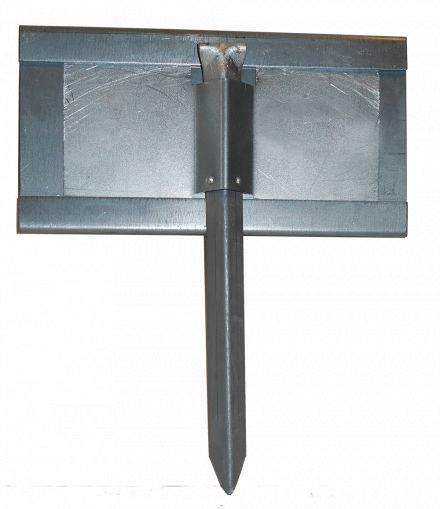 StaalLight 110V Kantopsluitingssysteem (10 Pakketten – totaal 200 lengtemeter metalen kantopsluiting)