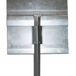 StaalLight 210V Kantopsluitingssysteem (6 Pakketten – 120 lengtemeter)