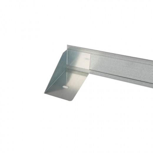 StaalLight 110VH metalen Kantopsluitingssysteem (5 Pakketten – totaal 100 lengtemeter, 11 cm hoog)