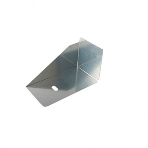 StaalLight 110VH metalen Kantopsluitingssysteem (4 Pakketten – totaal 80 lengtemeter, 11 cm hoog)
