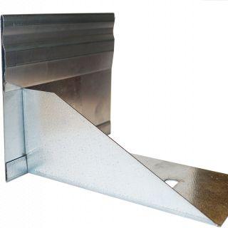 StaalLight 160VH metalen Kantopsluitingssysteem (5 Pakketten – totaal 100 lengtemeter, 16 cm hoog)
