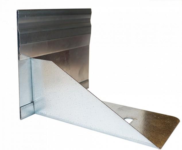 StaalLight 160VH metalen Kantopsluitingssysteem (7 Pakketten – totaal 140 lengtemeter, 16 cm hoog)