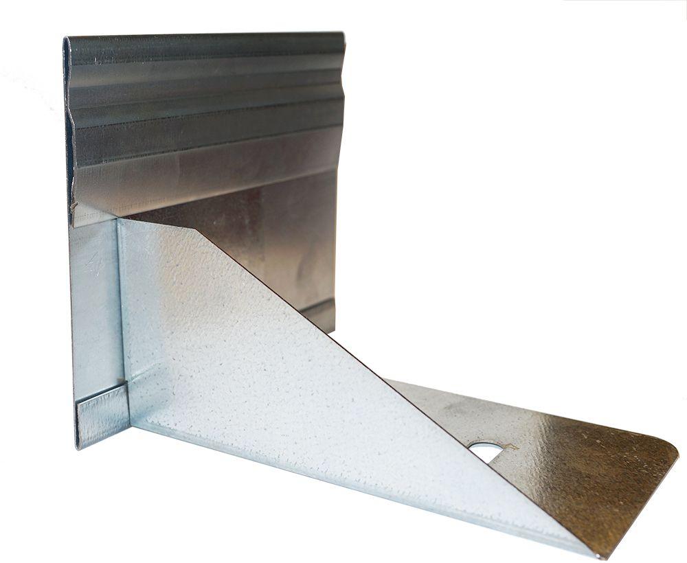 StaalLight 160VH metalen Kantopsluitingssysteem (10 Pakketten – totaal 200 lengtemeter, 16 cm hoog)