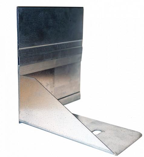 StaalLight 210VH metalen Kantopsluitingssysteem (2 Pakketten – totaal 40 lengtemeter, 21 cm hoog)