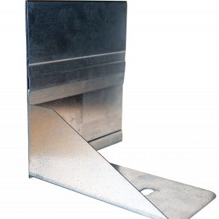StaalLight 210VH metalen Kantopsluitingssysteem (3 Pakketten – totaal 60 lengtemeter, 21 cm hoog)