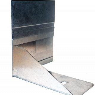 StaalLight 210VH metalen Kantopsluitingssysteem (5 Pakketten – totaal 100 lengtemeter, 21 cm hoog)