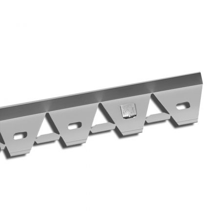 PVC 45 Gardliner Kantopsluitingsprofiel (10 Pakketten – totaal 200 lengtemeter)