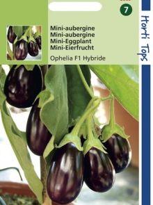 Aubergine Mini Ophelia F1 Hybride