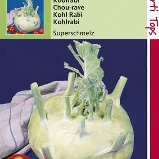 Koolrabi Superschmelz (zaad)