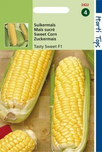 Suikermaïs Tasty Sweet (F1 hybride zaad)