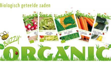 Biologisch geteelde groentezaden