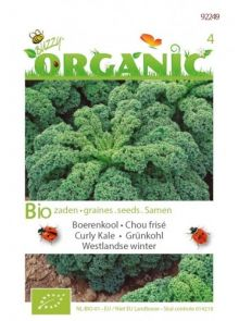 Boerenkool Westlandse (biologisch geteeld zaad)