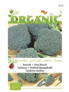 Brococoli groene Calabrese natalino (biologisch geteeld zaad)