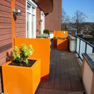levende balkons