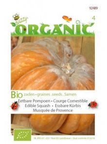 Pompoen Musquee de Provence, eetbare pompoen (biologisch gekweekte pompoenzaad)