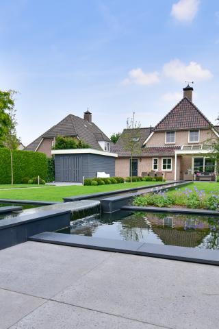 Architectonische tuin