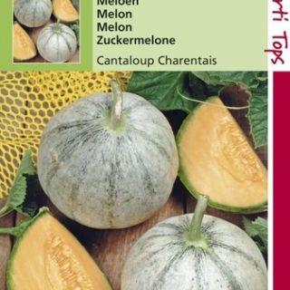 Suikermeloen Cantaloup Charentais (meloenen zaad)