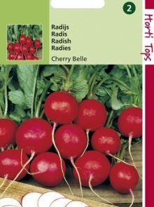 Radijs Cherry Belle (Radijzen zaad)