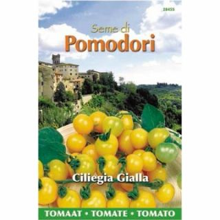 Pomodori tomaat Ciliegia Gialla (zaad Gele kerstomaat)
