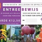 Entreekaart Appeltern - 1 Persoon