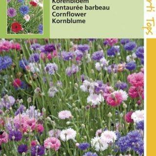 Centaurea cyanus (zaad dubbelbloemige korenbloem)