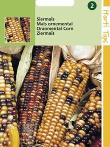 Zea japonica Multicolour hybrids (zaad Siermaïs)