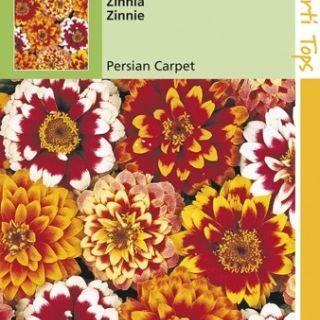 Zinnia haageana Persian Carpet (zaad Zinnia mengsel)
