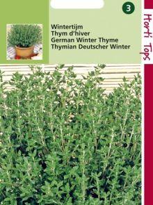 Tijm (zaad Thymus, Wintertijm)