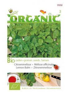 Ciroenmelisse (biologisch zaad)