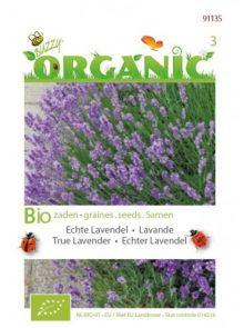 Lavendel (biologisch zaad)