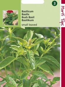 Basilicum fijne (zaad)