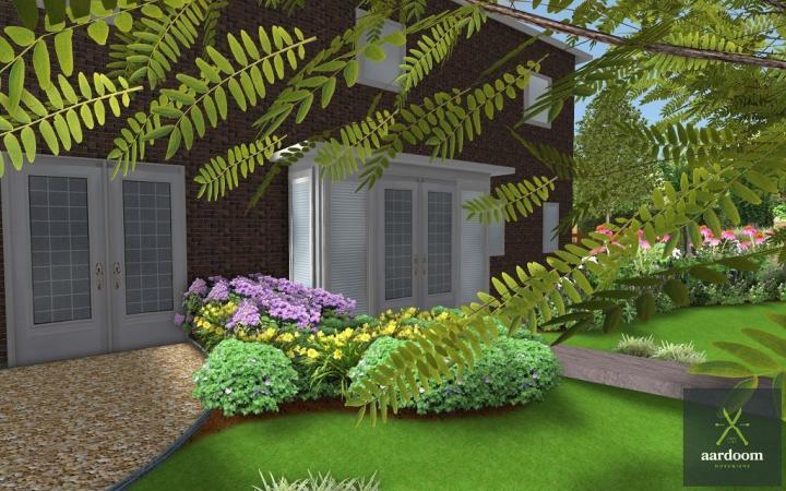 Watervriendelijke tuin - Rainproof