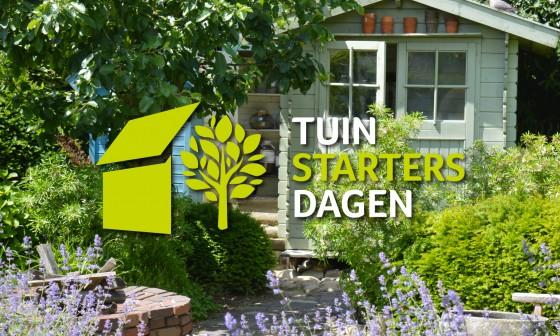 Tuinstartersdagen in juni!