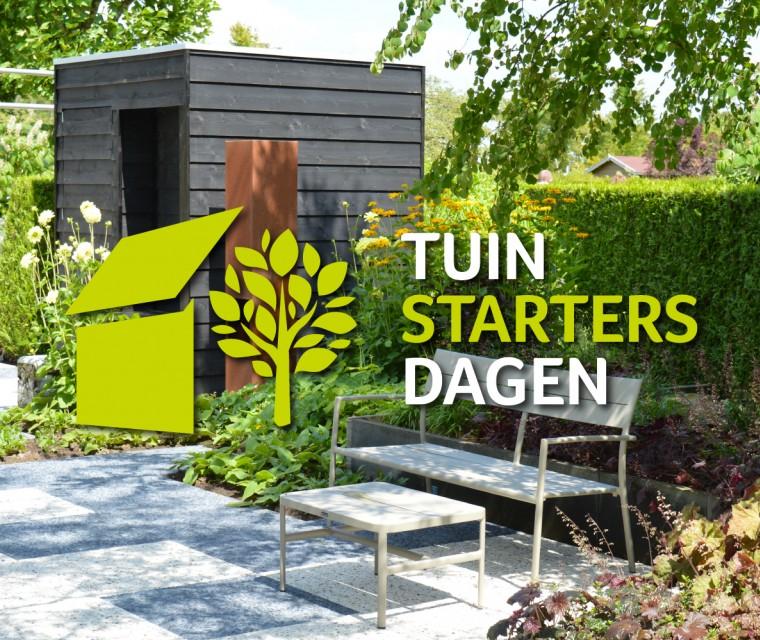 Tuinstartersdagen in juli!