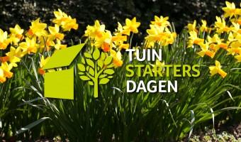 Tuinstartersdagen in maart!