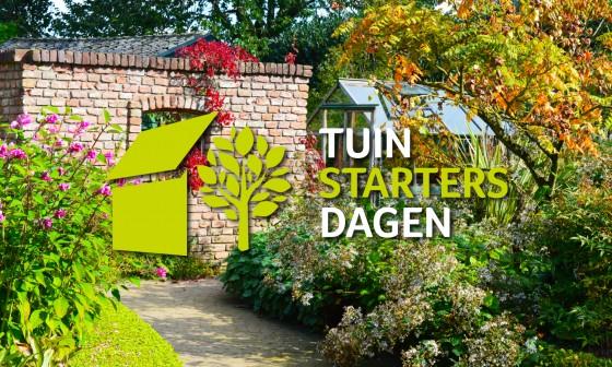 Tuinstartersdagen in september! (zaterdag is volgeboekt)
