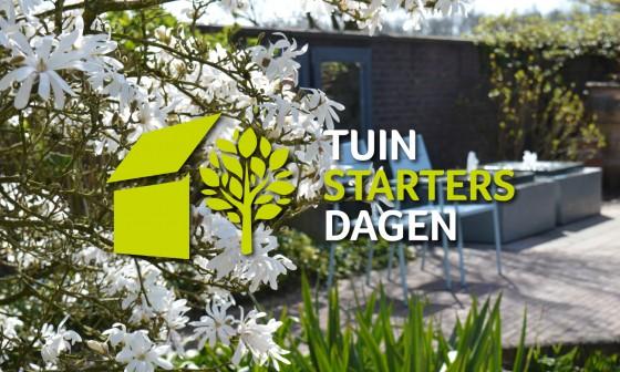Tuinstartersdagen in april!