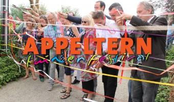 Opening Appeltern Tuinenfestival 2017