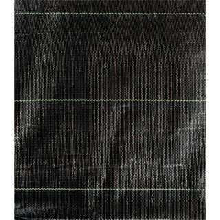Anti-Worteldoek Zwart 2 x 5 meter (10 m2, 100 g/m², Nature art. 6030301)