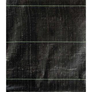 Anti-Worteldoek Zwart 3,30 x 5 meter (16,5 m2, 100 g/m², Nature art. 6030302)