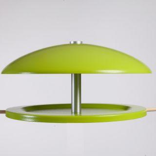 Vogelhuisje rond Appelgroen (vogelvoederhuisje), hangend of staand voor op tafel/muur