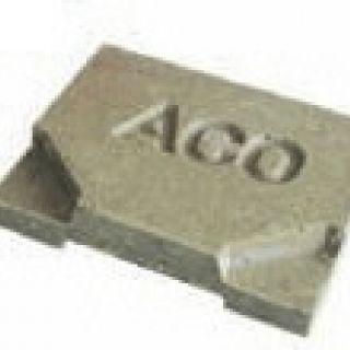 ACO Euroline eindplaat H = 97mm (ACO Easygarden artikelnummer 38504)