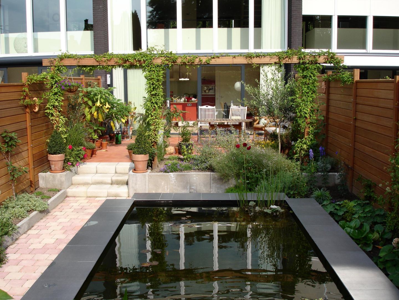 Bloemrijke tuin