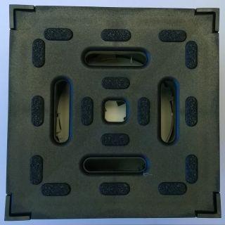 Hexa Slotline 2.0 hoekelement + stankslot (ACO Easygarden artikelnummer 319560-2)