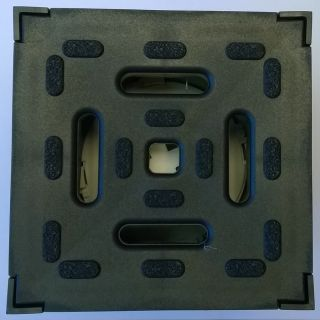 Hexa Slotline 2.0 inspectie/hoekstuk + StankSlot (01546) (ACO Easygarden artikelnummer 319560- 2)
