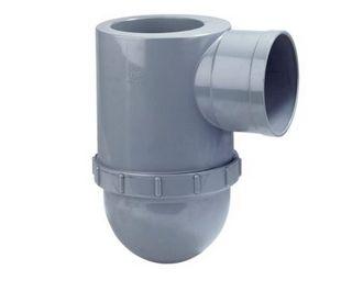 Rioolsifon Ø110mm PVC (ACO Easygarden artikelnummer 20024091)