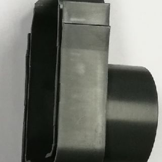 ACO SlimLine zijuitloop 50mm (ACO Easygarden artikelnummer 19003)
