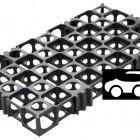 Infiltratieplaat52, afmeting 480x260x52mm (ACO Easygarden artikelnummer 7516713)