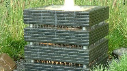 Waterelement 50 X 50 cm (Waterornament Creablok)