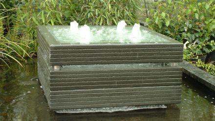 Waterelement 70 X 70 cm (Waterornament Creablok)